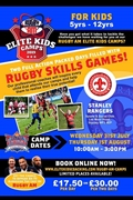 Elite Kids Rugby AM Summer Camps