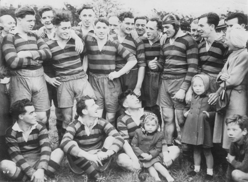Stanley Rangers in the 1950s